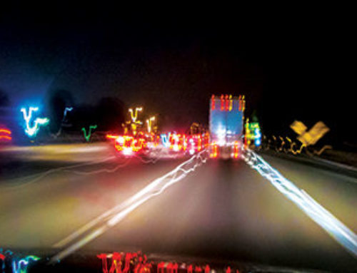 Drowsy Driving Prevention gets its own week, Nov. 3-10, 2019