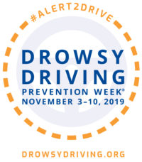 Info from DrowsyDriving.org a devision of NSF