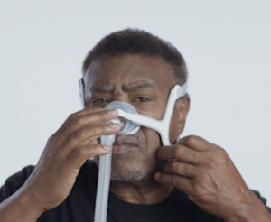 Resmed AirFit N20 CPAP
