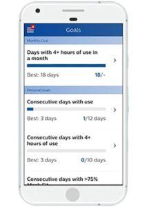 Sleep Apnea Therapy app